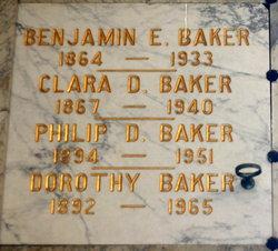 Philip Dewey Baker