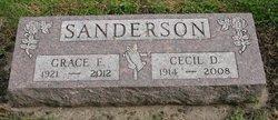 Cecil Dale Sanderson