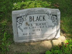 Willard Byron Blackie Black
