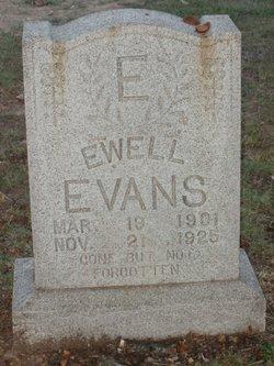 Ewell Evans