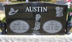 James Arthur Bud Austin