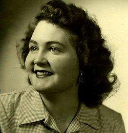 Frances Louise Francy <i>Richter</i> Fraser