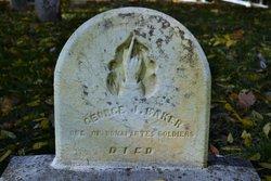 George Jacob Baker