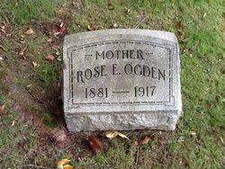 Rose E. <i>Redington</i> Ogden