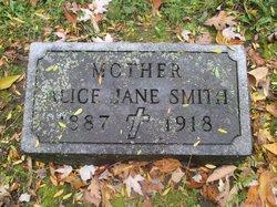 Alice Jane <i>Murphy</i> Smith