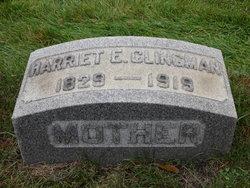 Harriett Elizabeth <i>Hoffman</i> Clingman