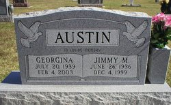 Jimmie Max Austin