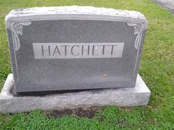 Bernice M <i>Hall</i> Hatchett