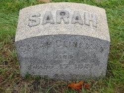Sarah Clingman