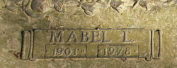 Mable Louise <i>Stone</i> Ailers