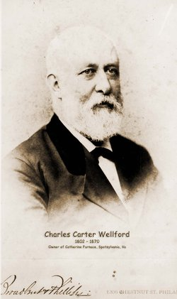 Charles Carter Wellford
