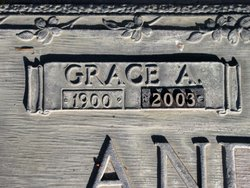 Grace Ann <i>Girvin</i> Anderson