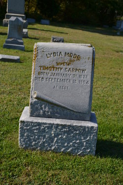 Lydia <i>Moor</i> Carrow