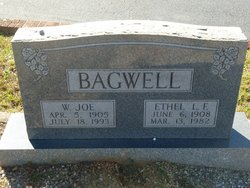 W Joe Bagwell