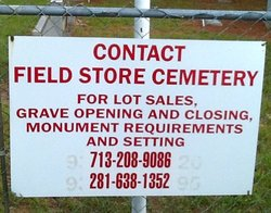 Fields Store Cemetery