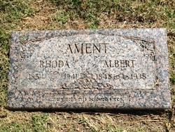 Rhoda J <i>Baldwin</i> Ament