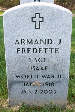 Armand J. Fredette