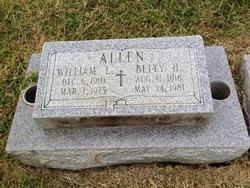 William Lesley Allen