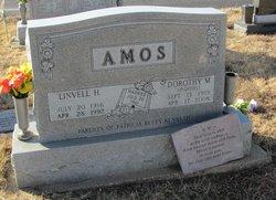 Dorothy Marie <i>McDaniel</i> Amos