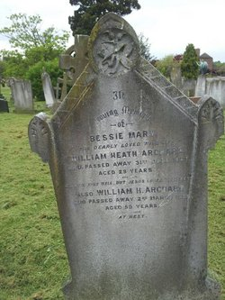 Bessie Mary <i>Fulford</i> Archard
