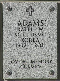 Ralph Warren Adams