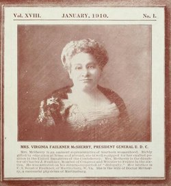 Virginia Boyd <i>Faulkner</i> McSherry