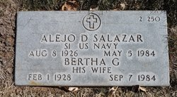 Alejo D Salazar