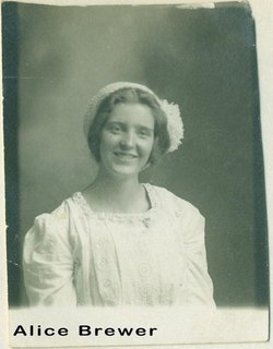 Alice R. Brewer