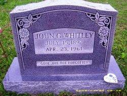 John G. Whitley