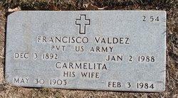 Carmelita Valdez