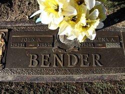 John Andrew Bender