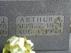 Arthur A Mosbarger