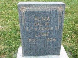 Alma Lowe