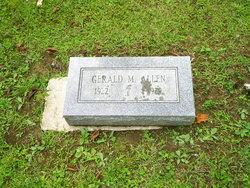 Gerald Melvin Allen