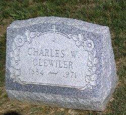 Charles Wesley Olewiler