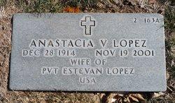 Anastacia <i>Visarraga</i> Lopez