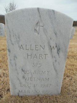 Allen W Hart
