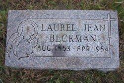 Laurel Jean Beckman