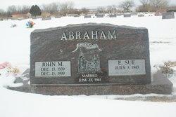 Ester Sue <i>Steck</i> Abraham