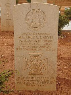 Geoffrey Charles Tasker Keyes