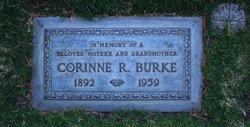 Rose Alma Coree Corinne <i>Decoteau</i> Burke