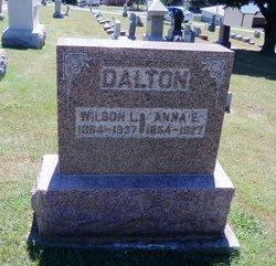 Ann E <i>Wilkin</i> Dalton
