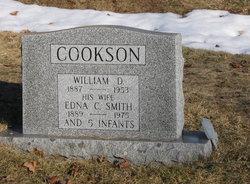 Edna Clara <i>Smith</i> Cookson