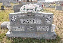 Henry V Nance