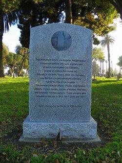 Los Angeles City Cemetery (Defunct)