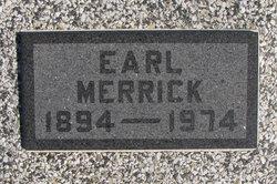 Earl Ivy Merrick
