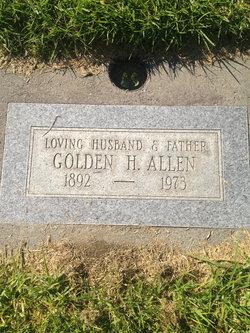 Golden Henry Allen