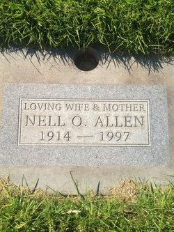 Nell Oleta <i>Piper</i> Allen