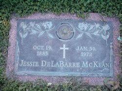 Jessie Mary <i>DeLaBarre</i> McKean