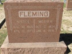 Lydia Ben <i>Bishop</i> Fleming
